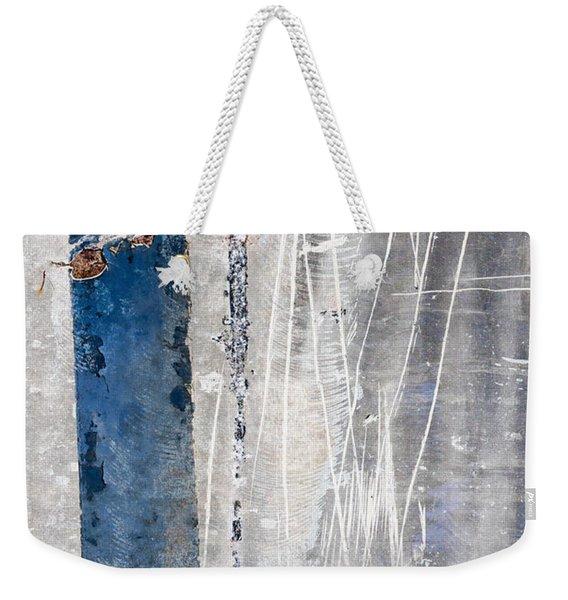 L In The Water Weekender Tote Bag