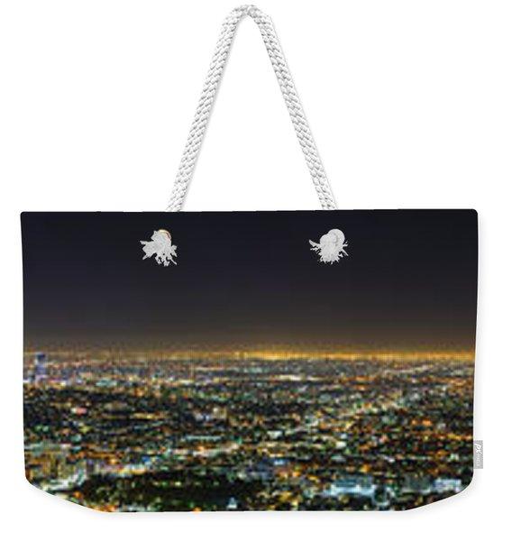 La At Night Weekender Tote Bag