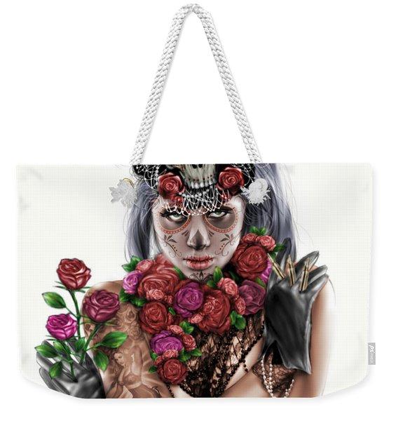 La Calavera Catrina Weekender Tote Bag