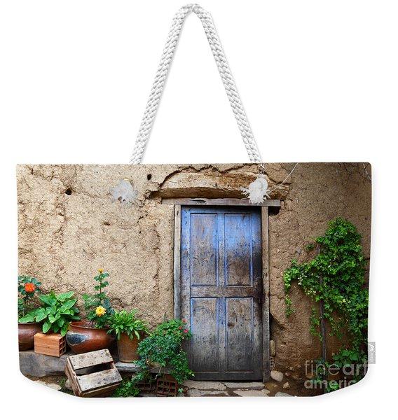 La Casa Vieja 1 Weekender Tote Bag