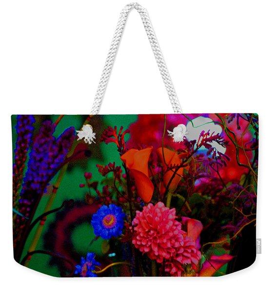 La Cueillette De Fleurs Weekender Tote Bag