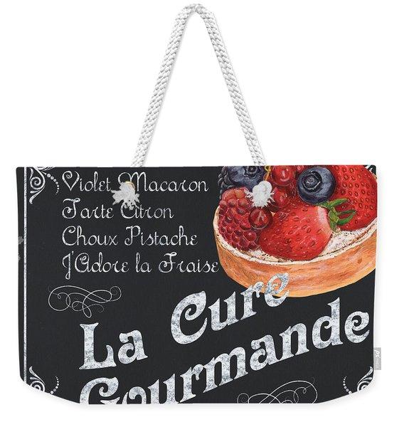 La Cure Gourmande Weekender Tote Bag