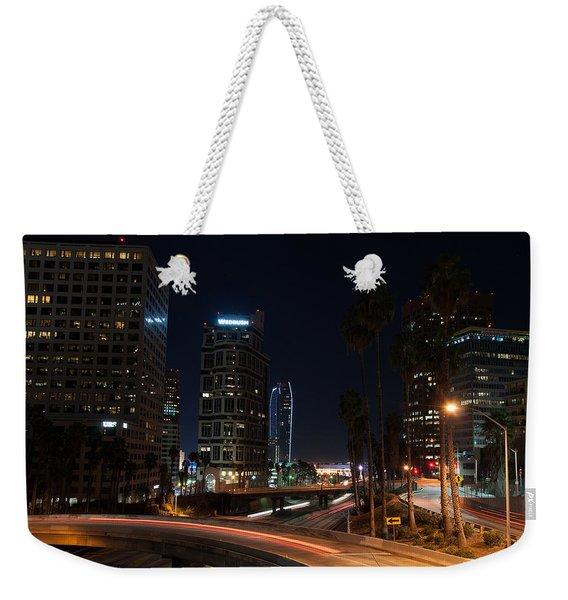 La Down Town 2 Weekender Tote Bag