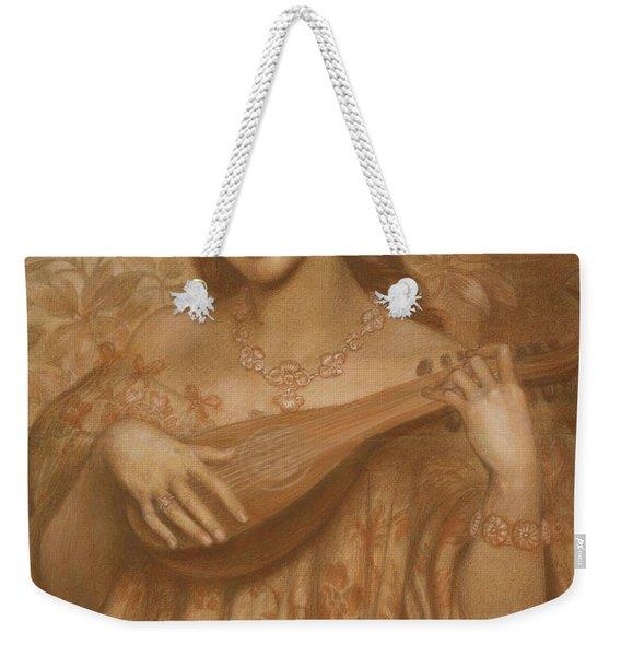 La Mandolinata Weekender Tote Bag