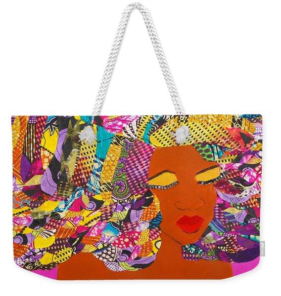 Lady J Weekender Tote Bag