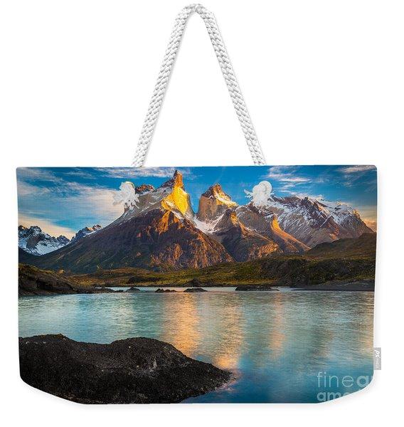 Lago Nordenskjold Weekender Tote Bag