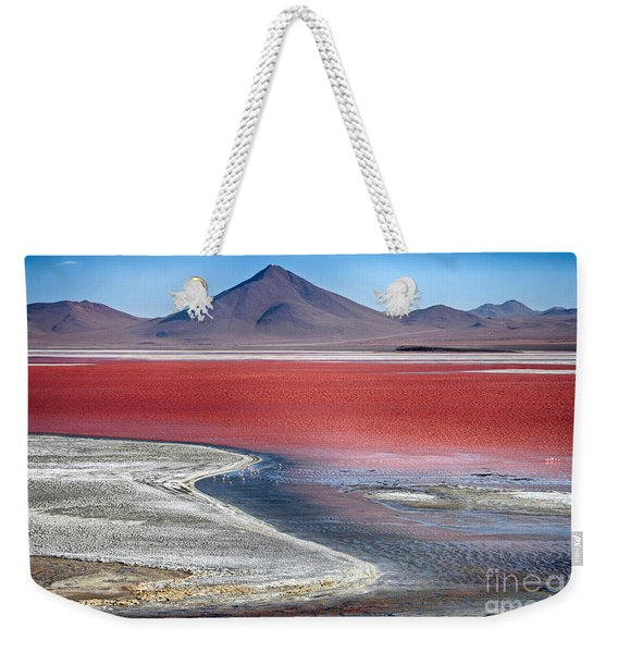 Laguna Colorada Weekender Tote Bag