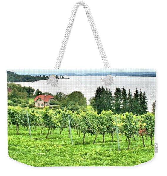 Lake Constance Weekender Tote Bag
