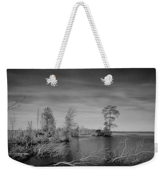 Lake Drummond Weekender Tote Bag