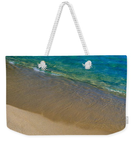 Lake Tahoe Shoreline, California Weekender Tote Bag
