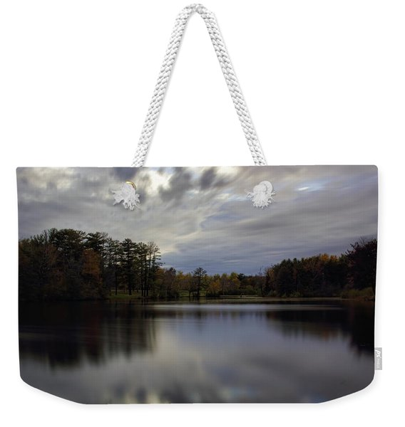 Lake Wausau's Bluegill Bay Park Weekender Tote Bag