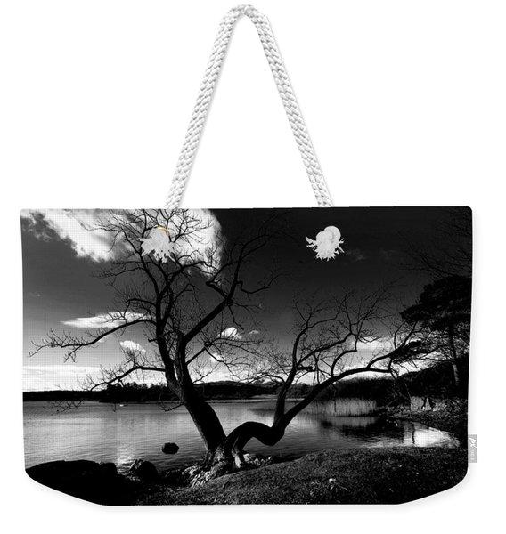 Lake Windermere Weekender Tote Bag