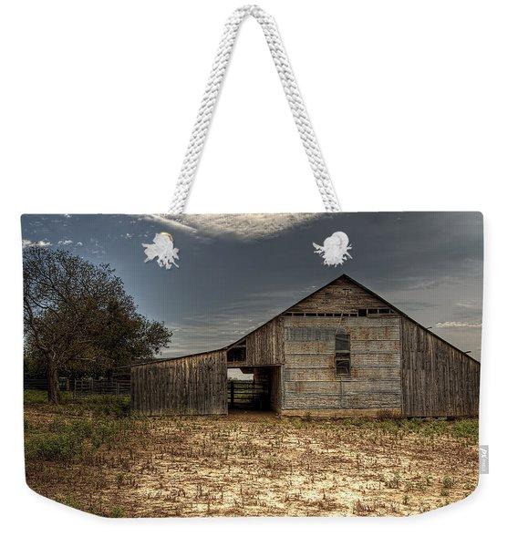 Lake Worth Barn Weekender Tote Bag