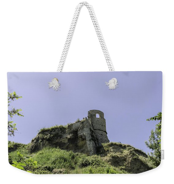 Italian Landscapes - Land Of Immortal Weekender Tote Bag