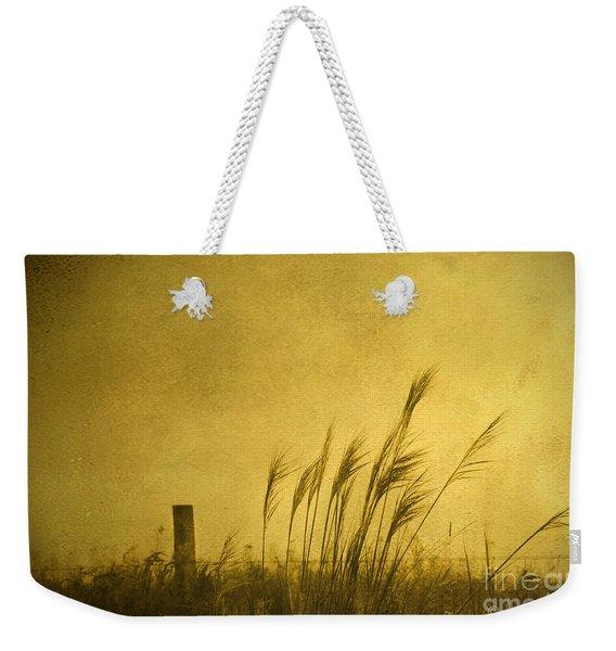Land Of Stillness Weekender Tote Bag