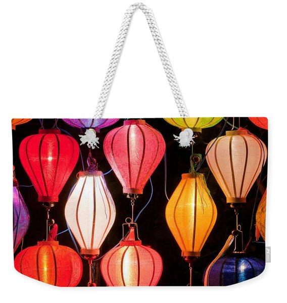 Lantern Stall 04 Weekender Tote Bag