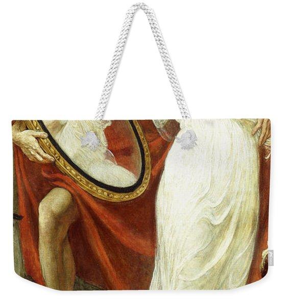 L'art Et La Vie Weekender Tote Bag