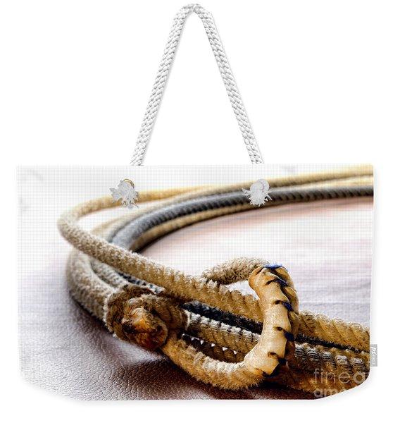 Lasso Hondo Loop Weekender Tote Bag