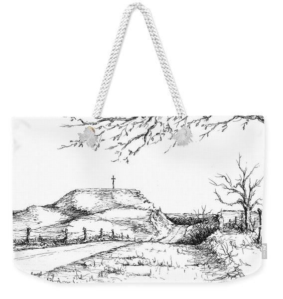 Last Hill Home Weekender Tote Bag