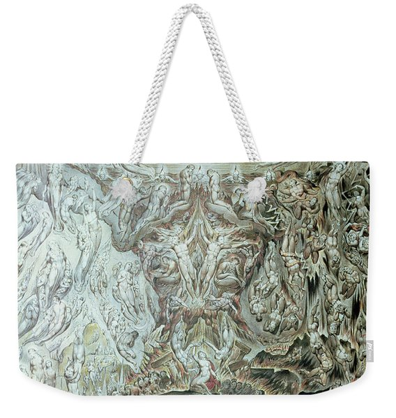 Last Judgement Wc Weekender Tote Bag