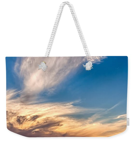 Last Licks Weekender Tote Bag