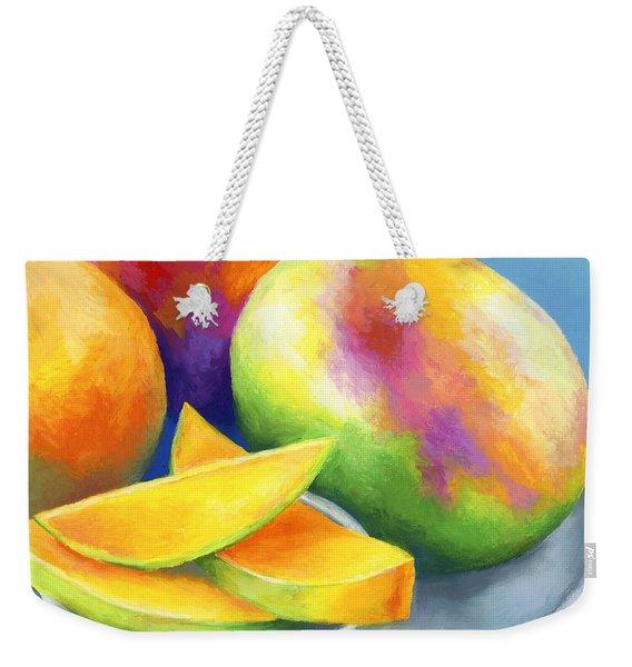 Last Mango In Paris Weekender Tote Bag