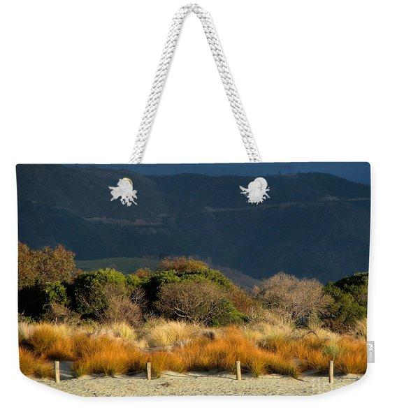 Late Afternoon Colours Weekender Tote Bag