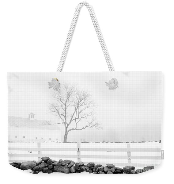 Late Winter Weekender Tote Bag