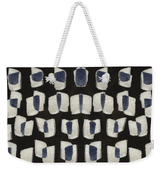 Laura Series Making Marks 545b1 Weekender Tote Bag