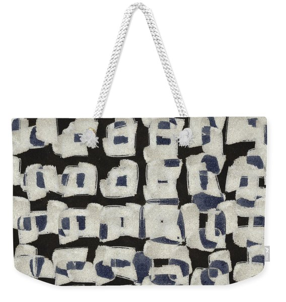 Laura Series Making Marks 545b2 Weekender Tote Bag