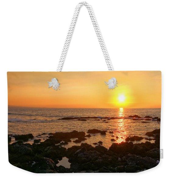 Lava Rock Beach Weekender Tote Bag