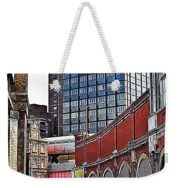 Layers Of London Weekender Tote Bag