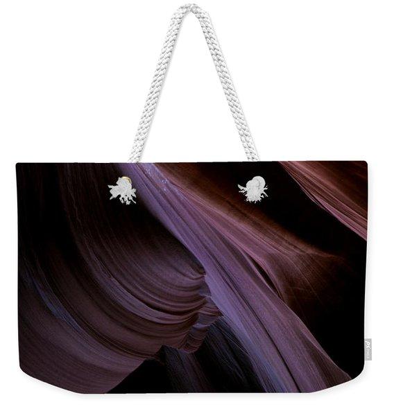 Layers Of The Desert Weekender Tote Bag