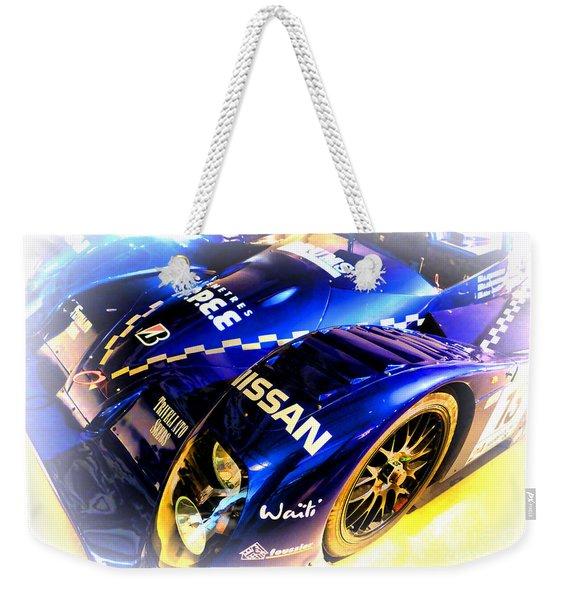 Le Mans 1999 Courage Nissan C52 Weekender Tote Bag