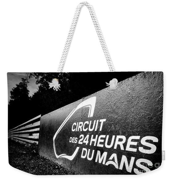 Le Mans Weekender Tote Bag