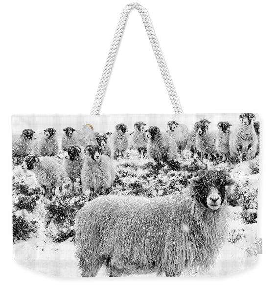Leader Of The Flock Weekender Tote Bag