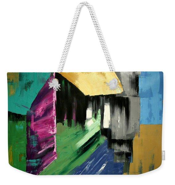 Lean Not On Your Own Understanding Weekender Tote Bag