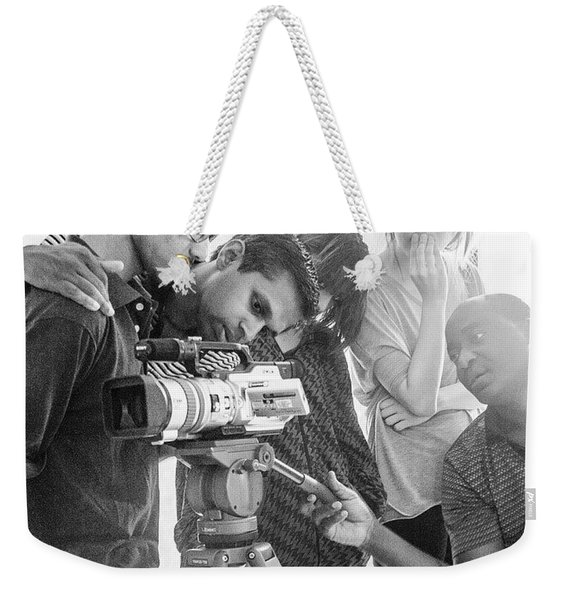 Learning Video Production In India On Weekender Tote Bag