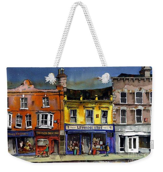 Ledwidges One Stop Shop Bray Weekender Tote Bag