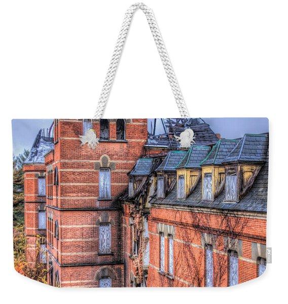 Left Standing  Weekender Tote Bag