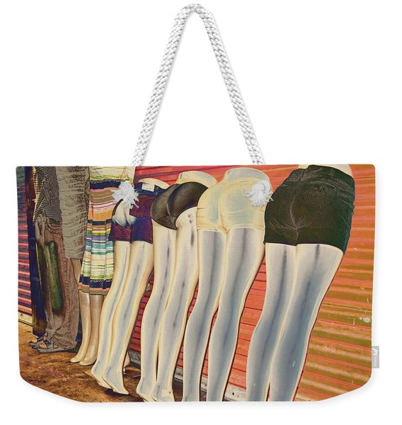 Legs 846a Weekender Tote Bag