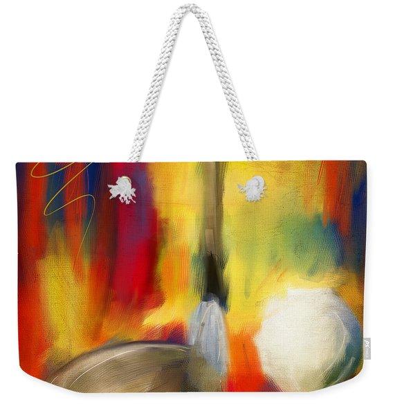 Leisure Play Weekender Tote Bag
