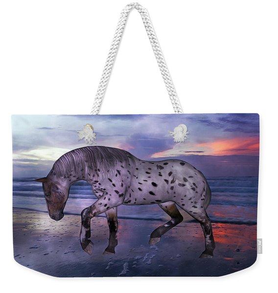 Leopard Appaloosa Weekender Tote Bag
