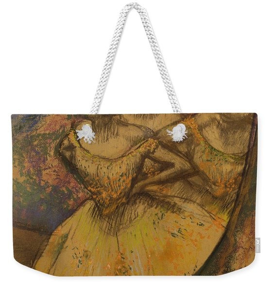 Les Trois Danseuses, C.1896-1905 Weekender Tote Bag