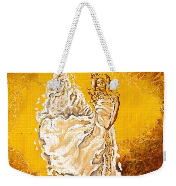 Let It Be Peace In My Soul Weekender Tote Bag