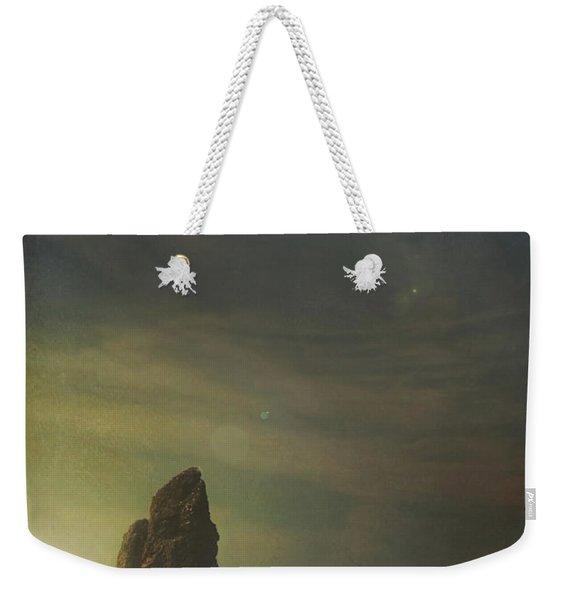 Let Love Shine Through Weekender Tote Bag