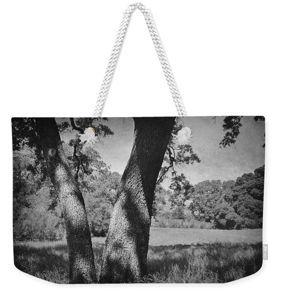 Let's Lay Here Forever Weekender Tote Bag