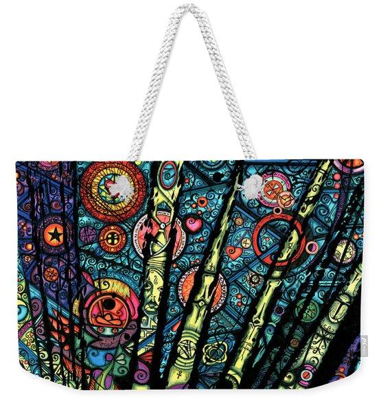 Letting Go Of Past Love Weekender Tote Bag
