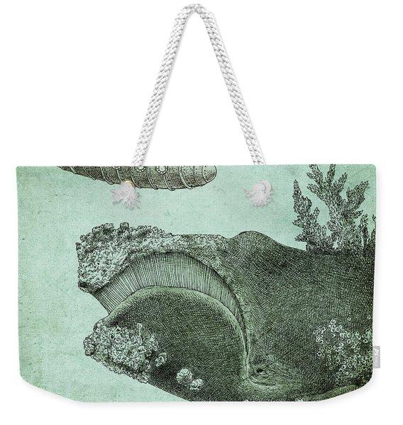 Leviathan Weekender Tote Bag