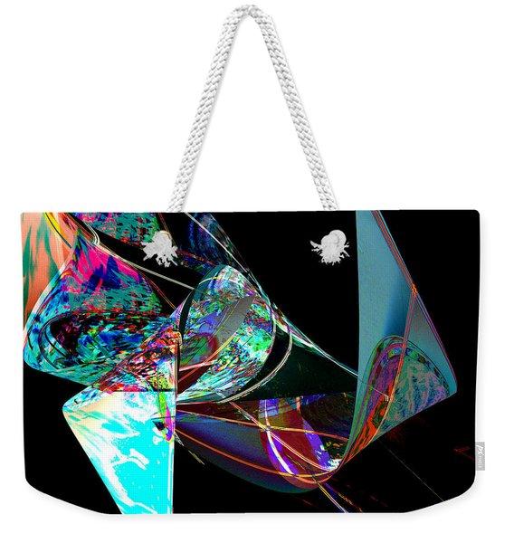 Liaison Weekender Tote Bag